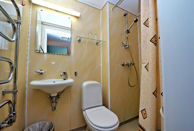 WC huoneesta