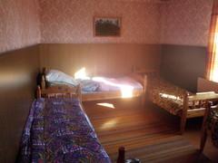 Yläkämpän makuuhuone