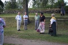 Ellinor Ståhle ja Hulda Kasanen