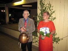 Pentti ja Tuula Viljanen.