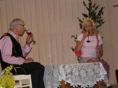 Eija Tuomi ja Pentti Viljanen.