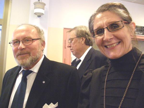 Lasse Saressalo ja Eija Hesso. - 1390639069877_1_orig