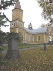Lavian kirkko.