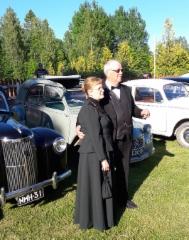 Anita ja Jorma Kamppi. Kuva: Virpi Suuriniemi