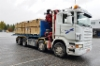 Koukku-Scania levylastissa