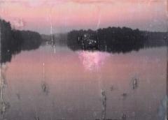 Iltavalo järvellä
