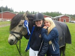 Laura ja Milja, voitto kotiin!