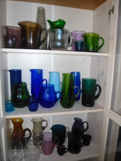 60-luvun taide lasia