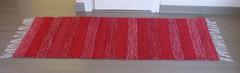 Pieni punainen matto
