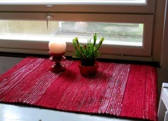 Pieni matto pöytäliinana