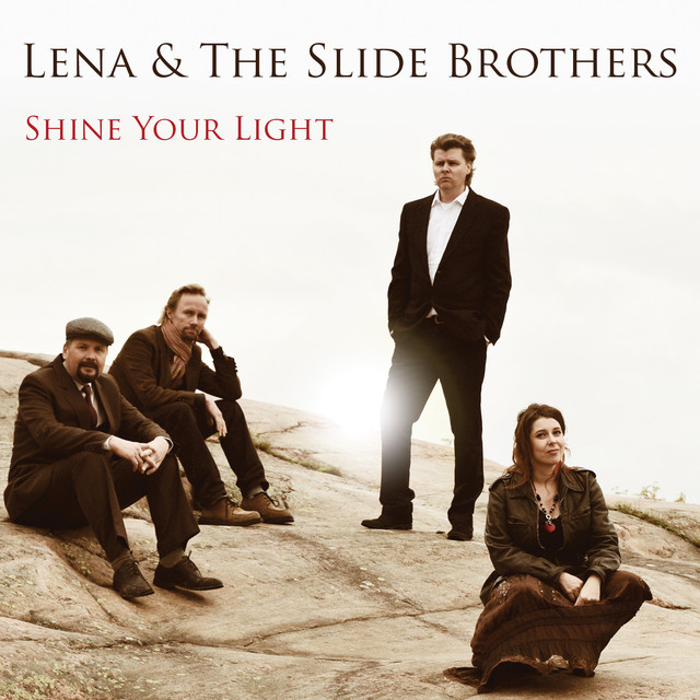 Shine Your Light - cover