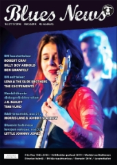 Blues News 1/2016 (cover)
