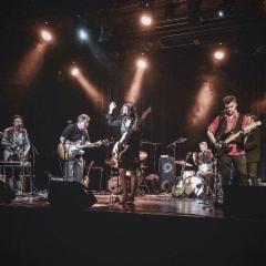 Slidin' Explosion Tour 17.3.2017 Grand, Porvoo.