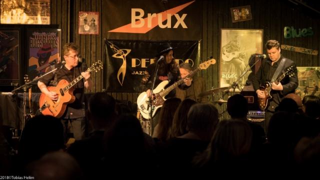 23.2.2018  Brux Blueskällarn, Örnsköldsvik, Sweden.