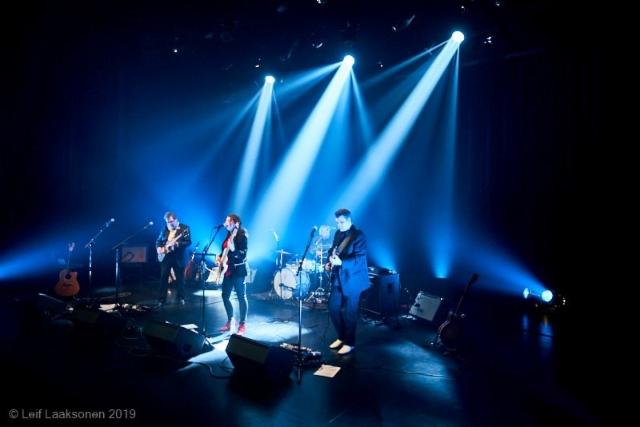 Malmitalo, Helsinki 29.3.2019, Album release.