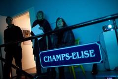 Lupaus Champs-Elisellä 2012