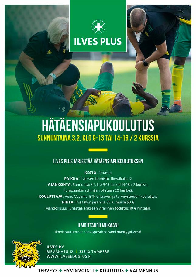 Klinikkatoiminta | Ilves ry JALKAPALLO / Edustus