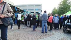 Markkinatorilla 4.9.2013