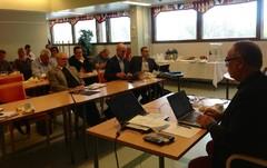 Kaupunginhallituksen seminaari Pajulahdessa 11.9.2014