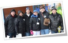 Vaalikiertue Asikkalassa 22.2.2015