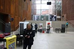 Vaalitilaisuus Verkatehtalla 9.4.2015