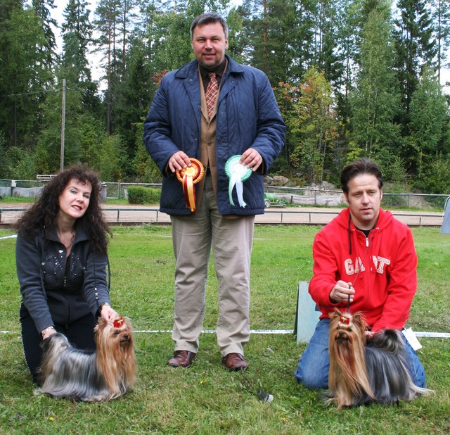 Tampere Dogshow 04.09.10