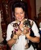 Magic Minidog Chocolate Lady & Magic Minidog Lollipop Lola