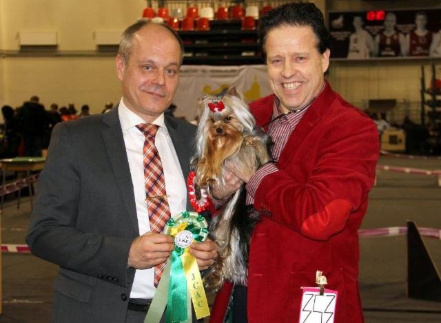 Fury New Latvian Junior Champion