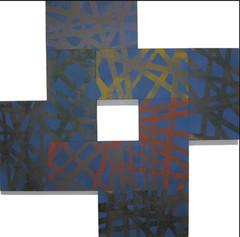 Valkoinen neliö (pieni) - White Square (small)