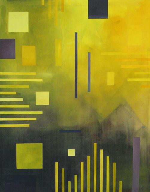 Keltainen maisema - Yellow Scenery