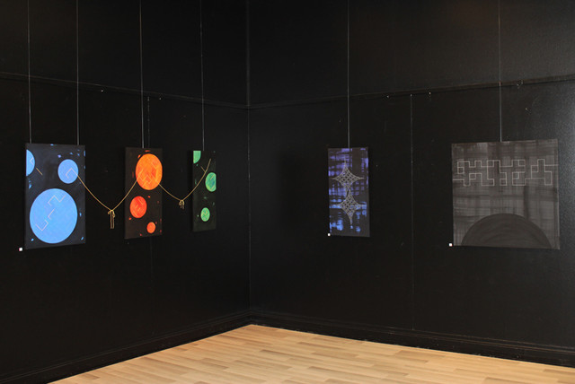Black Wall Gallery, kuva 1