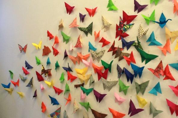 Taiteiden yö 2015 Galleria Katariinassa