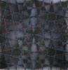 Black squares on paper