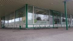 POP Pankki ikkunateippaus
