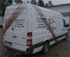LVI Peltsi pakettiauton mainosteippaus