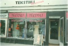 Tekstiili Mariina ikkunat