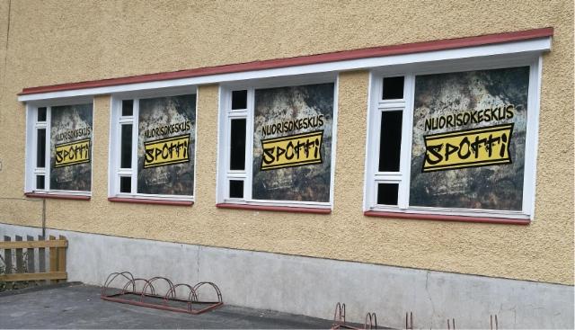 Nuorisokeskus Spotti Äänekoski