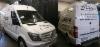 UstPro pakettiauton mainosteippaus