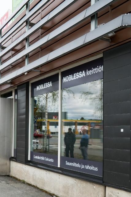Noblessa Keittiöt ikkunateippaus