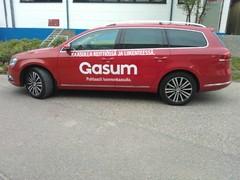 Gasum autoteippaus