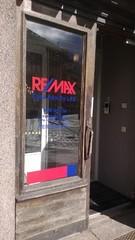 Re/max ikkunateippaus