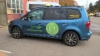 Biokaasu taksin teippaus