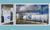 LNG tankkauspisteen teippaus Vuosaaressa