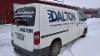 LVI Daltonin pakettiauton teippaus
