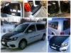VW Caddyn suoja teippaukset ja kalvoitukset