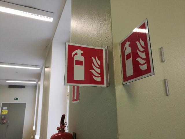 Paloturvaopasteet kuntoon