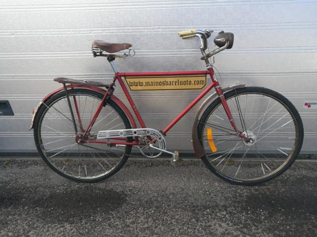 Polkupyörän mainosteippaus
