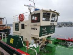 Teippauksia laivaan