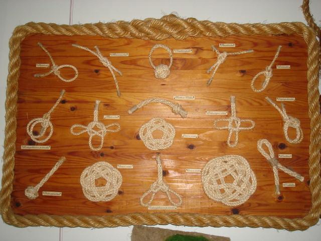 Knot board, Solmutaulu