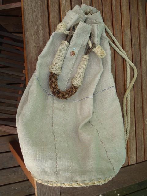 Ditty bag, merimiessäkki